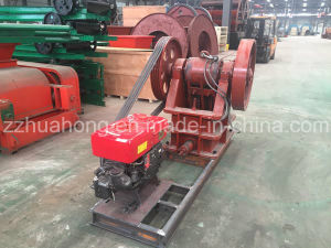 Huahong Diesel Engine Jaw Crusher, Jaw Crusher Price pictures & photos