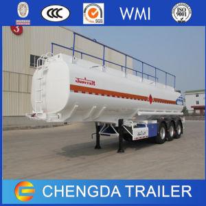 China Trailer Manufacturer Tri-Axle Oil Tanker Trailer Volumen Optional pictures & photos