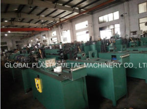 Corrugated Stainless Steel Flexible Metal Pipe Manufacturing Machine