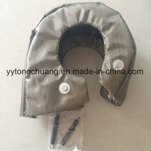 High Performance Automotive T3/T4/T6 Titanium Turbo Blanket Heat Shield pictures & photos
