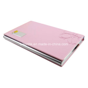 Promotion Gift Leather Business Card Holder, Business Card Holder pictures & photos