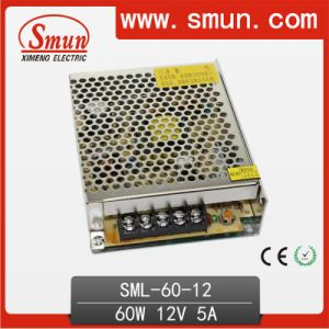 60W 12V/24V Single Output Switching Power Supply Designed for LED Lighting pictures & photos