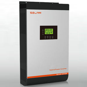 High Frequency Solar Inverter, Pure Sine Wave Wsppv18-Mpk pictures & photos