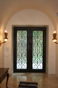 Hot Sale Folding Open Style and Special Doors Type (UID-D109) pictures & photos