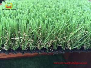 Indoor and Outdoor Anti-UV Landscaping Home Garden Synthetic Grass pictures & photos