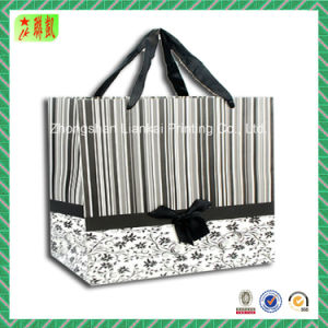 Colorful Gift Paper Bag with Matt Varnish pictures & photos