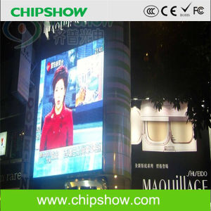 Chisphow P10 Full Color Outdoor Large LED Display Screen pictures & photos