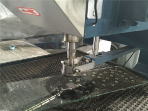 High Precision Automatic Glass Drilling Machine pictures & photos