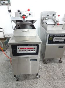 Henny Penny Style Electric Pressure Fryers Commercial Pfe-800 pictures & photos
