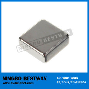 N45sh Block Neodymium Iron Boron Magnets pictures & photos