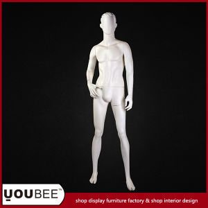 Cool Youth Male Fiberglass Mannequin for Window Display pictures & photos