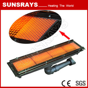 Industrial Infrared Gas Heater with Textile Machinery pictures & photos