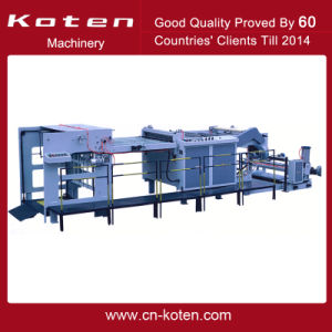 High Speed Paper Sheeting Machine (Model DFJ Series) pictures & photos