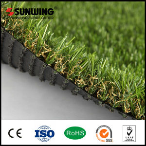 Turf 30mm Green Artificial Grass Wall for Garden