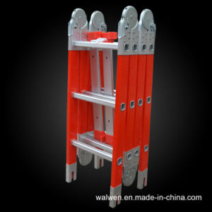 Fiberglass Ladder Multi-Purpose Ladder /Joint Ladder pictures & photos