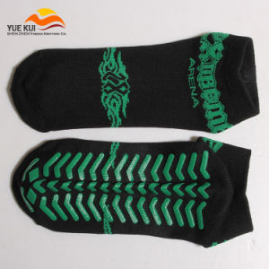 Adults Unisex Non-Slip Sock with Rubber Sole Sock