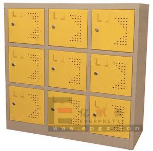 6 Doors Kids Storage Cabinet for Children and Kindergarten Furniture pictures & photos