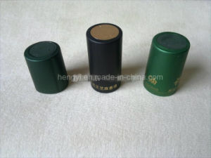 Easy Open Shrink Cap Seal for Bottle pictures & photos