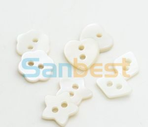 New Design Natural Shell Buttons for Bags pictures & photos