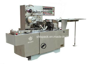 Cellophane Overwrapping Machine for Bulk Playing Cards pictures & photos