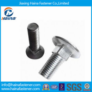 DIN603 High Quality Square Neck Carriage Bolt pictures & photos