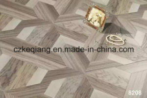 12mm AC5 Wear Resistance Synchronized U-Groove Laminated Flooring