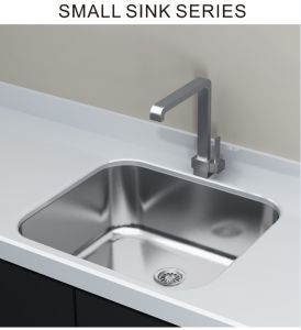 stainless steel small single bar sink or utility kitchen sink