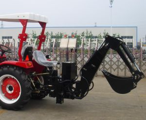 Backhoe (JINMA18-25HP) pictures & photos