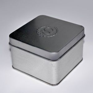 Square Metal Box, Embossing, Exquisite pictures & photos