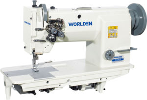 Wd-20518-B High Speed Double Needle Lockstitch Sewing Machine Series pictures & photos