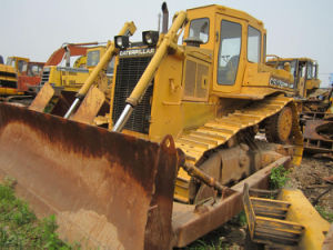Used Caterpillar D6h Bulldozer, Used Dozer Cat D6h on Sale pictures & photos