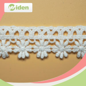 Newest Arrival Fancy Pattern Cotton Chemical Lace pictures & photos
