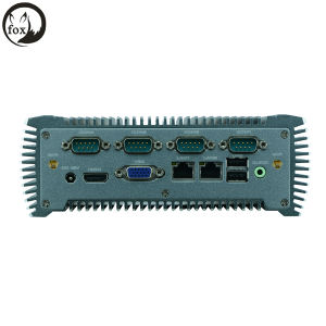Embedded Fanless PC with 3217u/1.80GHz CPU, Inboard 4G Memory, 6* COM pictures & photos