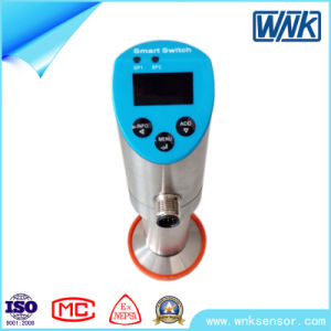 Vegetable Oil Filled Sanitary Pressure Transducer and Switch with 330° Rotation pictures & photos