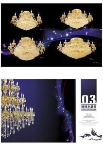 Modern Simple UL New Modern Bellora Chandelier for Hotel Ow056 pictures & photos