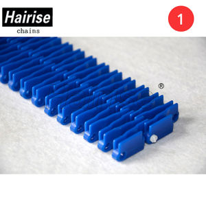 Plastic Board Conveyor Chain Belt with Sprockets (Har7400) pictures & photos