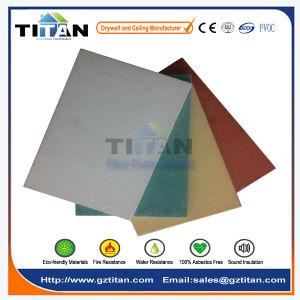 Astestos Free Color Exterior Fiber Cement Board Ce Certificate