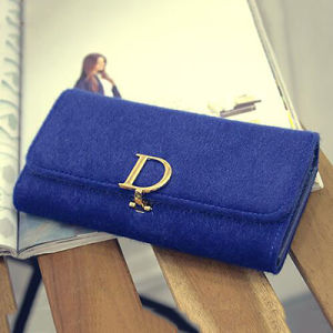 Guangzhou New Arrival Wallets Famous Designer Clutch Purse (W6056) pictures & photos