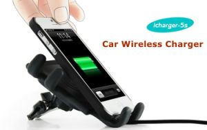 Mobile Phone Wireless Charger Car Mount pictures & photos