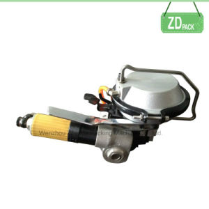 Hand Manual Sealess Steel Strapping Tool (KZ-19) pictures & photos