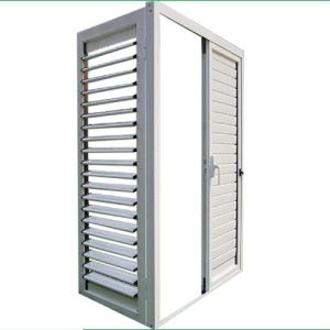 Aluminum Shutter/Aluminum Louver Window (TS-1127) pictures & photos
