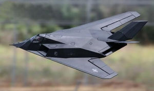 F-117 2.4G Remote Control 3D Actions Aircraft Scale Model pictures & photos