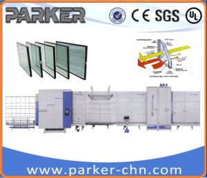 Jinan Parker Double Glass Making Machine pictures & photos