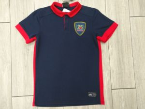 Healong Top Sale Sportswear Screen Printing Plain Polo Shirt pictures & photos