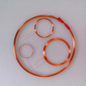 RFID Air Coil Antenna Coil, Copper Induction Coil pictures & photos