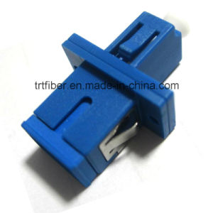LC-Sc Male to Female Fiber Optic Adapter pictures & photos