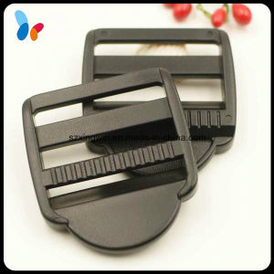 Black Adjustable Plastic Buckle for Backpack pictures & photos