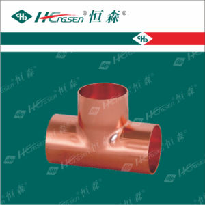 Tee/Copper Fitting Pipe Fitting pictures & photos