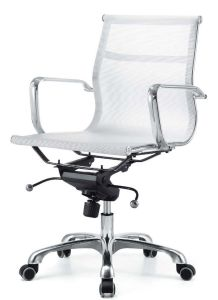High Quality Chromed Steel Mesh Chair Boss Chair Hotel Chair pictures & photos