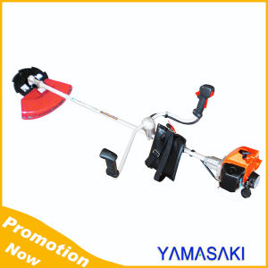 Double Handle Straight Shaft Gasoline Brush Cutter pictures & photos